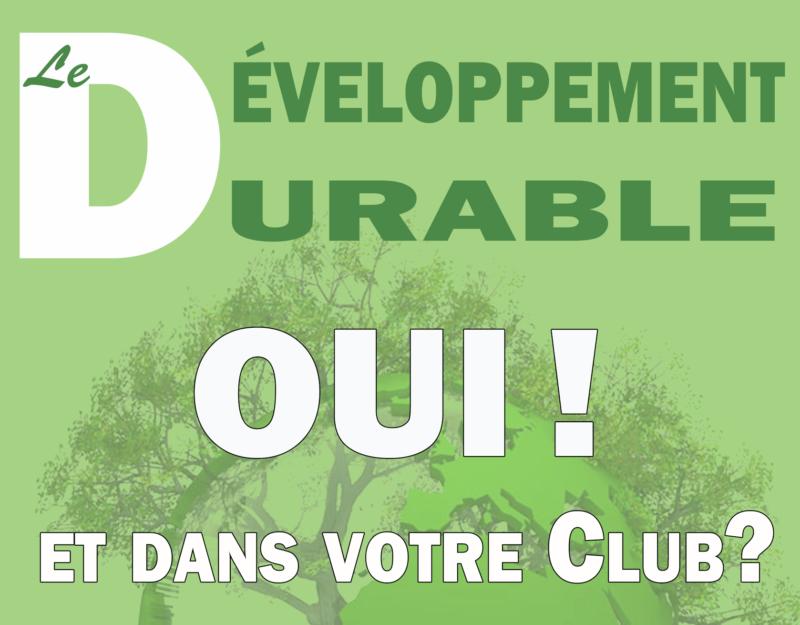 Concours pour les Jeunes «Développement Durable OUI»