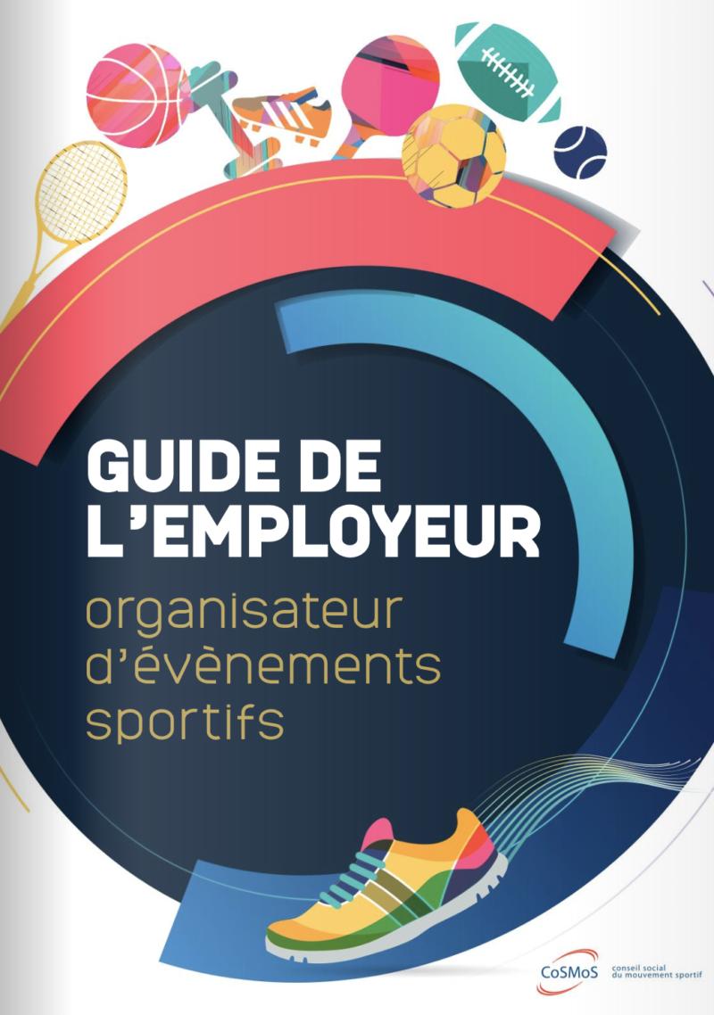 Découvrez le guide de l'employeur organisateur d'événements sportifs !