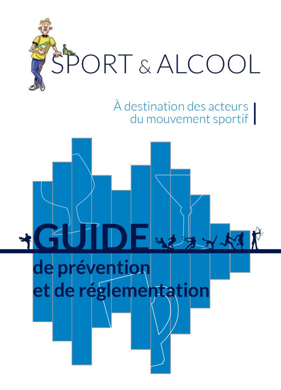 Sport santé- Guide alcool et sport