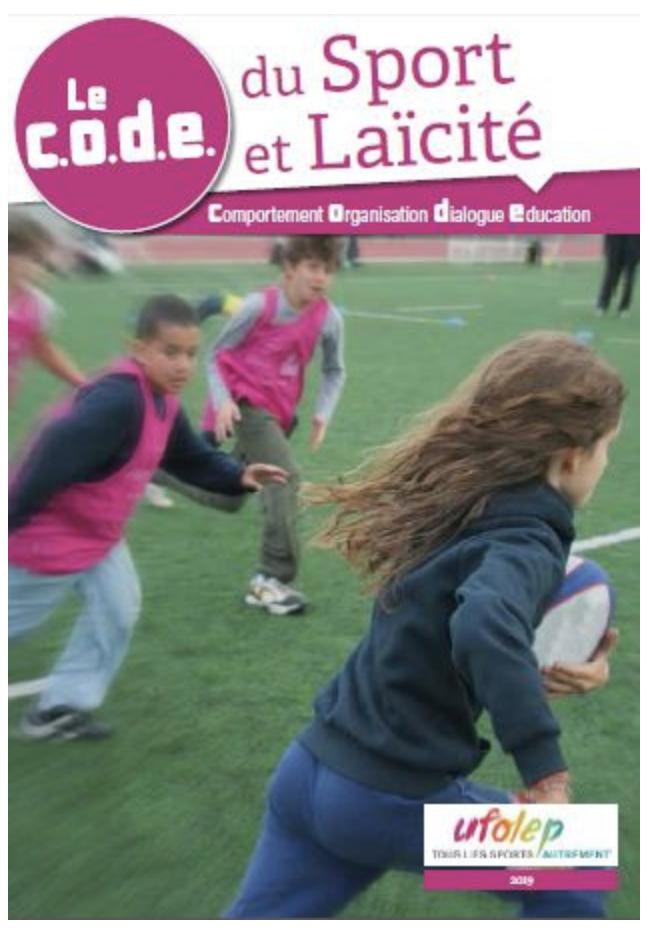 Guide Laïcité Ufolep