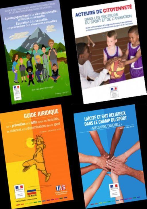 Agir face aux incivilités, violences et discriminations dans le champ du sport (rappel)